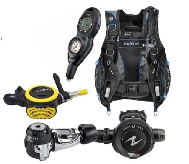 Essentials Scuba Diving Package